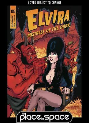 Elvira: Mistress Of The Dark #5B - Cermak (Wk18)