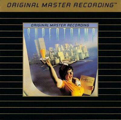 SUPERTRAMP - Breakfast in America - 24k GOLD CD - Mobile Fidelity MFSL Remaster
