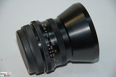 Carl Zeiss Jena Flektogon Lens Mc 4/50mm Pentacon Six Wide Angle