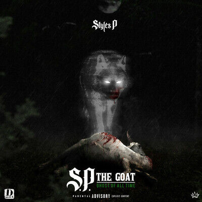 Styles P - S.p. The Goat: Ghost Of All Time [New CD] Explicit, Digipack Packagin