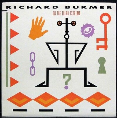 RICHARD BURMER Third Extreme Unplayed Audiophile NM '88 1st press Promo Jazz LP