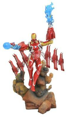 Avengers Infinity War Marvel Movie Gallery PVC Statue Iron Man MK50 Action Figur