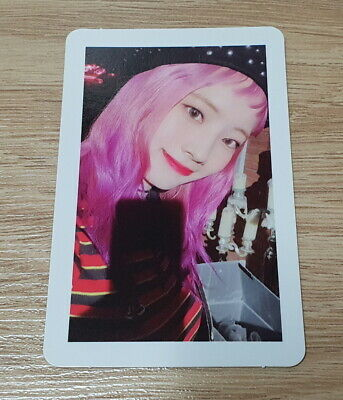 Twice 6th mini Album Yes or Yes Dahyun H Photo Card official