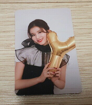 Twice 6th mini Album Yes or Yes Sana B Photo Card official