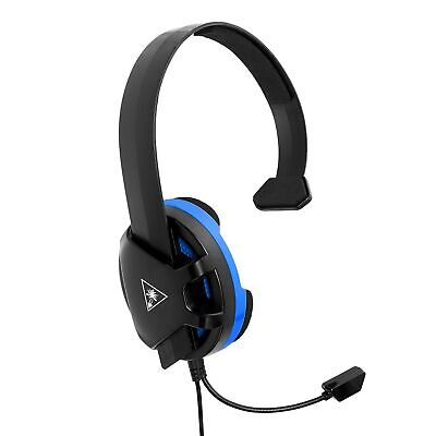Turtle Beach Recon Chat Headset - PS4, PS4 Pro and Xbox One