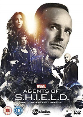 Marvels Agents Of Shield S5 Dvd Retail (UK IMPORT) DVD [REGION 2] NEW