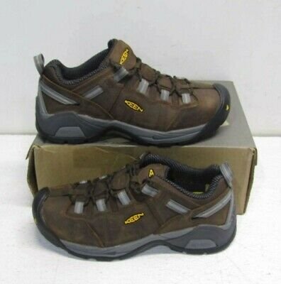 3025bc8aee5 KEEN UTILITY MEN'S Detroit Low ESD Steel Toe Work Shoes Style ...