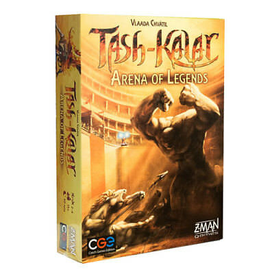 Tash-Kalar Arena of Legends Board Game : Czech Games Edition - (New)