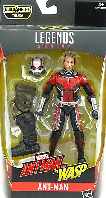 """MARVEL LEGENDS ANT-MAN AND THE WASP: ANT-MAN 6"""" INCh / ca.16 cm FIGURE HASBRO"""