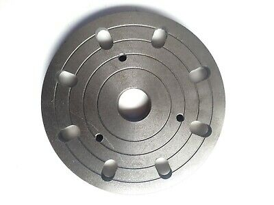 """160mm Face Plate for the 4"""" Mini-lathe"""