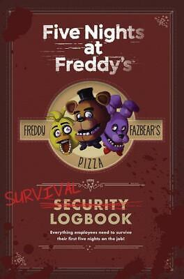 Five Nights at Freddy's: Survival Logbook Scott Cawthon