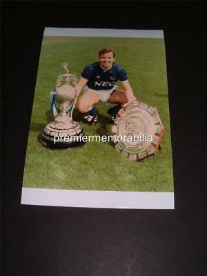 Everton Fc Trevor Steven First Division Champions Charity Shield Photograph