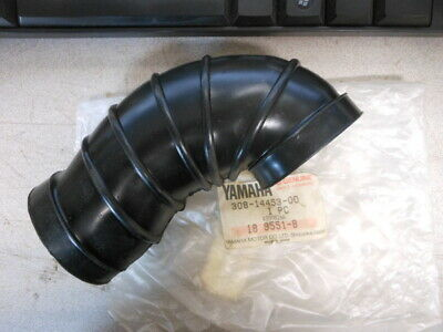 NOS Yamaha Air Cleaner Joint 1973 DT2 DT3 RT2 RT3 308-14453-00