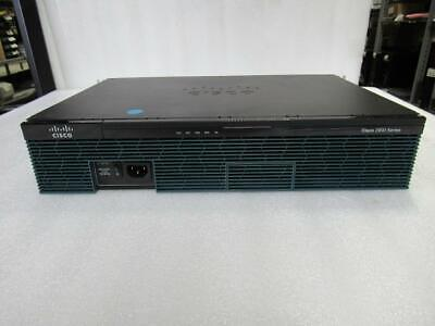Cisco 2900 Series Cisco2911//K9 V05 Integrated Services Router #28005