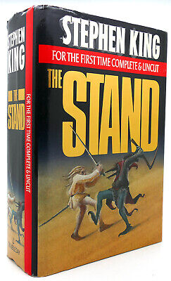 Stephen King THE STAND 1st Trade Edition 1st Printing