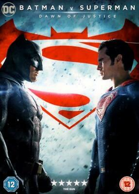Batman V Superman: Dawn Of Justice (DVD / Ben Affleck 2016)