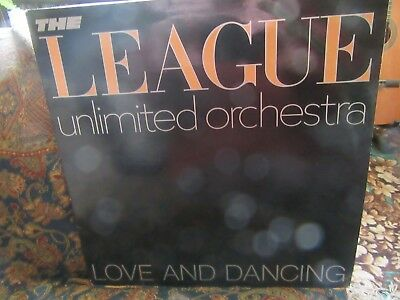 "The League Unlimited Orchestra, ""Love and Dancing"" (UK Vinyl LP)"