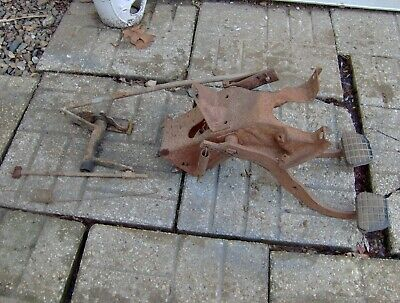1967 1968 1969 1970 1971 1972 72 Chevy pickup truck clutch brake pedal assembly