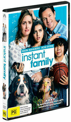 NEW Instant Family DVD Free Shipping