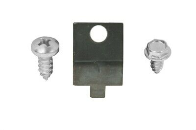Scott Drake Mustang Heater Cable Clamp /& Screw 1964 1//2 1965 1966 1967 1968