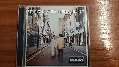 Oasis - (Whats The Story) Morning Glory - Japan Original 12 Track CD Album