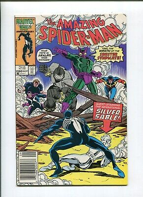 Amazing Spider Man #280- (9.2) - Silver Sable Appearance-1986