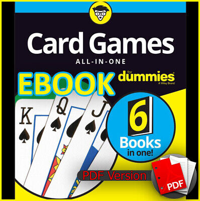 Card Games All-In-One for Dummies by Consumer Dummies Staff 2016 (ebook_pdf)