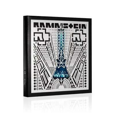RAMMSTEIN Paris 2CD Digipack 2017