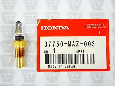 #R125 New Genuine Honda Thermo Unit Denso Many 01-14 TRX 450-650 See Notes