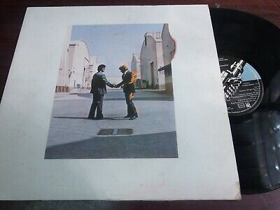 "PINK FLOYD - Wish You Were Here, LP 12"" SPAIN 1981"