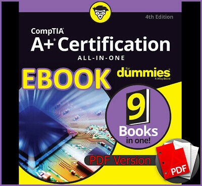 CompTIA A+ Certification All-in-One For Dummies (ebook_pdf)