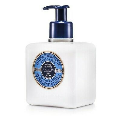 L'Occitane Shea Butter Extra Gentle Lotion for Hands & Body 300ml Hand