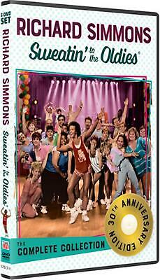 Richard Simmons - Sweatin' To The Oldies: Complete Collection (6 Dvd) [E...