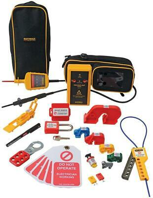 SAFE ISOLATION & LOCK OUT KIT - MARTINDALE ELECTRIC