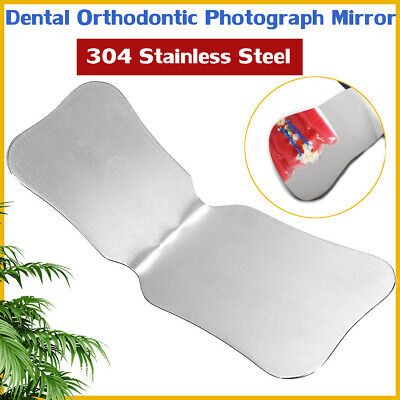 Dental Orthodontic Photograph Mirror Photographic Stainless Steel Reflector N-5A