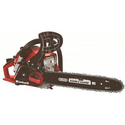 Einhell Petrol Chainsaw With Toolless Chain Tensioning, 41cc 1.5kw 11000 1/min