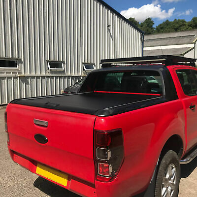 Armadillo Style Load Bed Tonneau Cover for Nissan Navara NP300 2015 Onwards