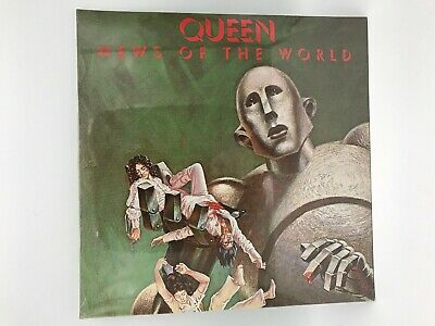Queen News Of The World 40th Anniversary Edition Set