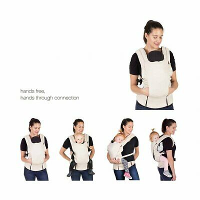 Mountain Buggy Juno Multi-functional Baby Carrier Sand Beige JUNO-V1-99