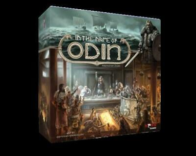 NSKN Games Boardgame In the Name of Odin Box SW