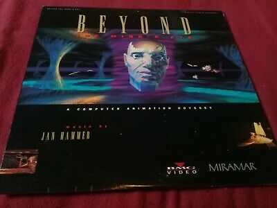 Laser Disc Beyond The Mind S Eye  (Comme Neuf)