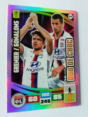 PANINI ADRENALYN XL LIGUE 1 2016//2017 CARTE NEUVE BONUS PREMIUM OR