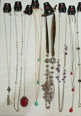 Mixed Lot Necklaces T2 Costume Jewellery