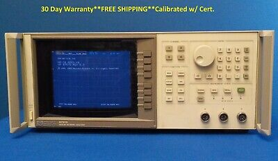 Agilent HP Keysight 8757D Scalar Network Analyzer, 10 MHz to 110 GHz