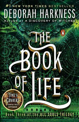 PDF The Book of Life: A Novel (All Souls Trilogy book 3)