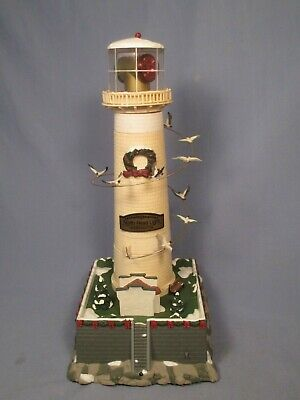 Animated Lighthouse w/ Lights, Sounds, & Movement /    FB 584