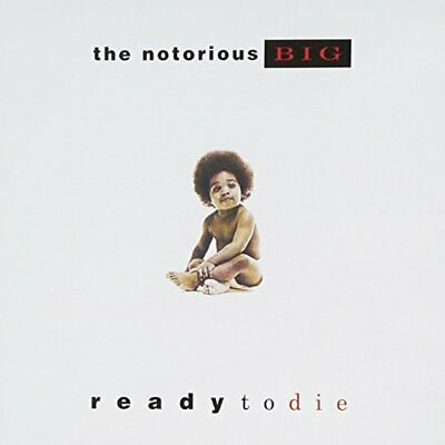 Notorious B.i.g. - Ready To Die CD Warner NEW