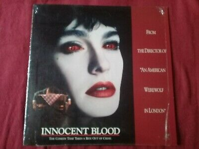Laser Disc Innocent Blood (Comme Neuf)