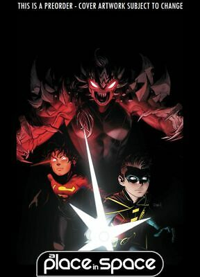 (Wk23) Adventures Of The Super Sons #11 - Preorder 5Th June