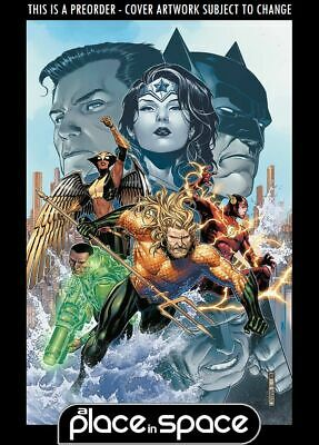 (Wk23) Justice League #25B - Variant - Preorder 5Th June